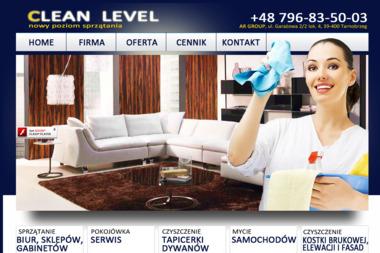 CLEAN level - Odświeżanie Elewacji Tarnobrzeg