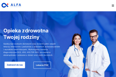 Centrum Medyczne ALFA NZOZ - Psycholog Brodnica