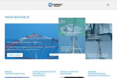 Compact - Project - Firma Inżynieryjna Łódź