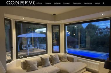 Conrevo Group Poland Sp. z o.o - Okna drewniane Sieradz