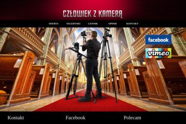 Człowiek z Kamerą - Kamerzysta Kleszczewo