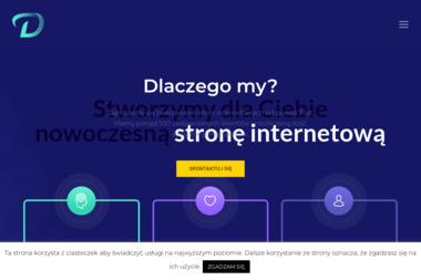 DamianT - Strony internetowe Lipsko