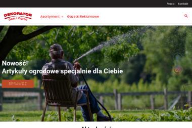 Dekorator - Drzwi Rawa Mazowiecka