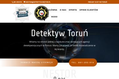 Nestor – Biuro Detektywistyczne Toruń - Usługi Detektywistyczne Toruń
