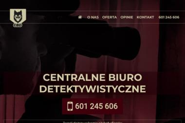 Centralne Biuro Detektywistyczne - Detektyw Kielce
