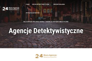 Detektywistyka 24 - Detektyw Łódź
