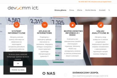 Devcomm ICT - Programowanie Aplikacji Lublin