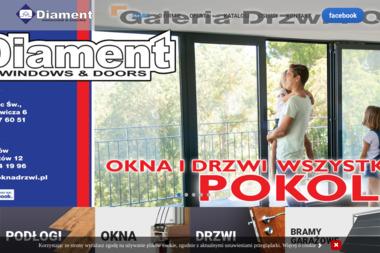 DIAMENT - Drzwi Opatów