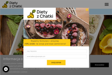 Dietetyczna Chatka Catering - Catering Szczytno