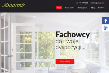 Doormir - Producent Okien Aluminiowych Garwolin