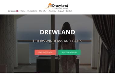 Drewland - Producent Okien Drewnianych Koszalin