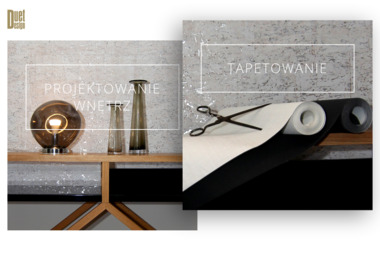 Duet Design - Tapetowanie Bydgoszcz
