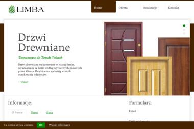 LIMBA - Okna drewniane Iwkowa