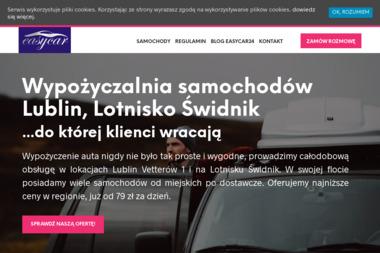 Wypożyczalnia samochodów Easycar - Wypożyczalnia samochodów Lublin