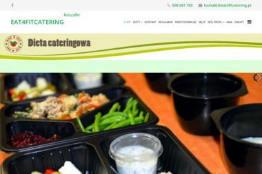 EAT4FITCatering - Usługi Cateringowe Koszalin