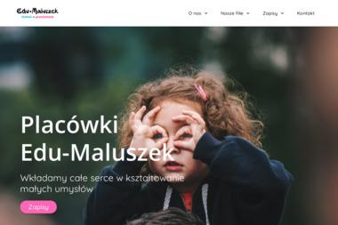 Edu-Maluszek - przedszkola i żłobek - Żłobek Gdańsk