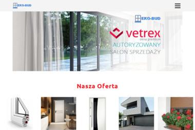 Eko-Bud - Okna aluminiowe Wołomin