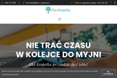 EKO-KROPELKA - Pralnia Działdowo