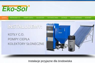 Eko-Sol - Ekologiczne źródła energii Krupski Młyn