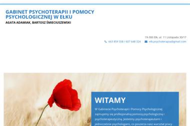 Gabinet Psychoterapii i Pomocy Psychologicznej - Psycholog Ełk