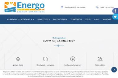 ENERGOLED - Klimatyzacja Wiązów