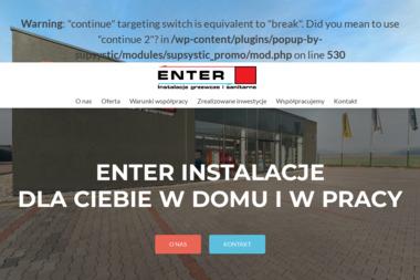 Enter-Instalacje sp. z o.o. - Rekuperatory Okocim