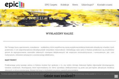 SALON DEKORIAN - Wykładziny Kalisz