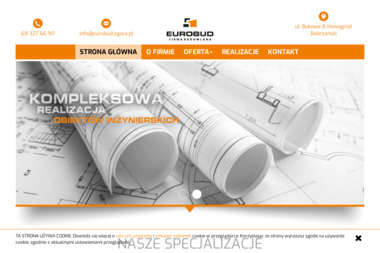Firma Budowlana EUROBUD - Zbrojarz Nowogród Bobrzański