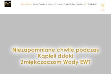 EWT Woda Sp. z o.o. - Dystrybutory Wody Żory