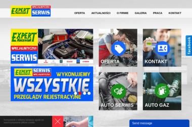 Expert-Roczniak - Serwis LPG Tarnów