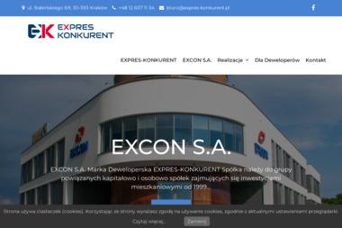 Expres-Konkurent - Prace Zbrojarskie KRAKÓW