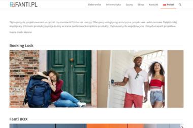 FANTI.PL - Agencja interaktywna Tomaszów Mazowiecki