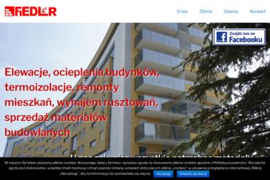 P.H.U FIEDLER S.C. - Ocieplanie budynków Książ Wielkopolski
