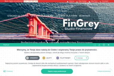 FinGrey Studio Finansowe - Kredyt hipoteczny Zgierz