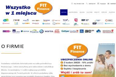 FIT FINANSE - Ubezpieczenie firmy Mikołów