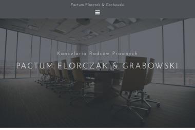 Pactum Grabowski & Florczak - Obsługa prawna firm Łódź