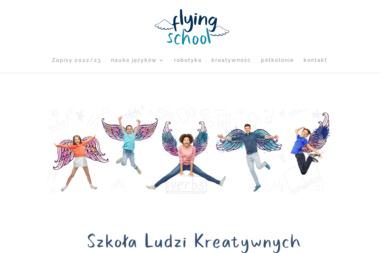 Flying School - Szkoła językowa Przemyśl