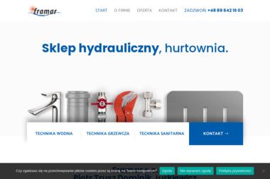 Framar s.c. - Sprzedaż Artykułów Hydraulicznych Ostróda