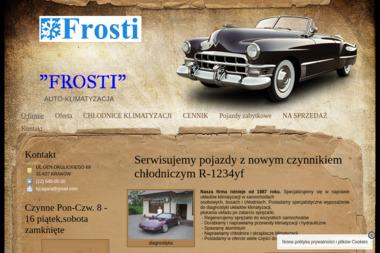 Frosti - Naprawa Klimatyzacji Samochodowej KRAKÓW