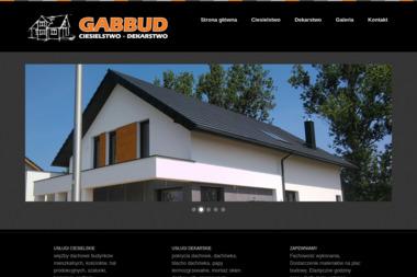 GABBUD ciesielstwo - dekarstwo - Dachy Zielona Góra