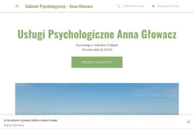 Gabinet Psychologiczny - Anna Głowacz - Psycholog Sokołów Podlaski