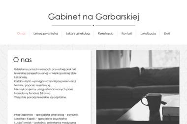 Gabinet na Garbarskiej - Psycholog Wolsztyn