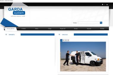 "Agencja Ochrony Osób i Mienia ""GARDA"" Sp. z o.o. - Ochrona Sosnowiec"