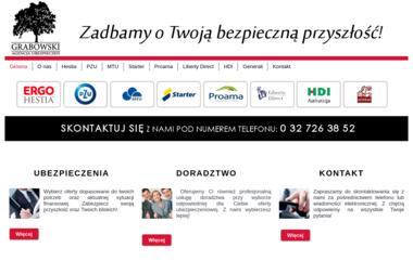 Grabowski Agencja Ubezpieczeń - Ubezpieczenie firmy Gliwice