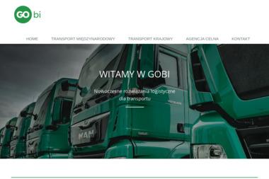 Gobi Transport spółka z ograniczoną odpowiedzialnością S.K.A. - Transport międzynarodowy Zielona Góra