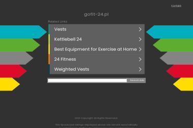 GoFit-24 Usługi Cateringowe - Catering Dietetyczny Dobroszyce