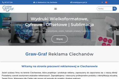 Graw-Graf - Agencja Interaktywna Ciechanów