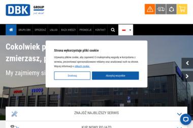 DBK Group - Samochody ciężarowe Białystok