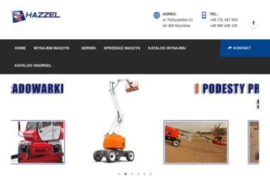 Hazzel Sp. z o.o. - Wózki widłowe Myszków