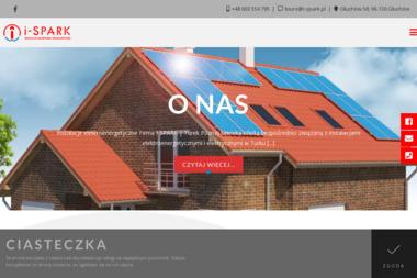 I-SPARK Sp. z o.o. - Montaż Systemów Alarmowych Kawęczyn